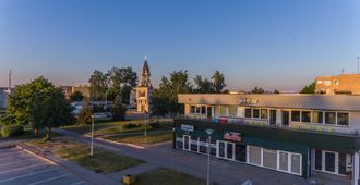 Symbiosis Hostel - Palanga - Outdoors view