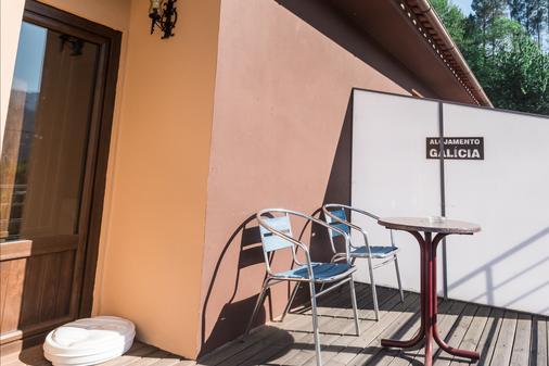 Galicia Guesthouse - Vilar da Veiga - Balcony