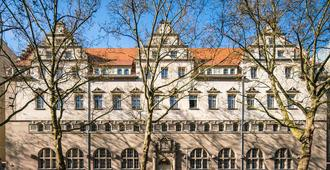 Hotel Oderberger - Berlino - Edificio