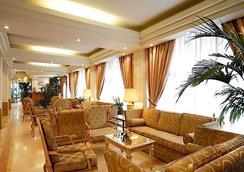 Hotel Mozart - Μιλάνο - Σαλόνι