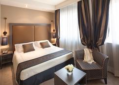 Hotel Mozart - Milán - Habitación