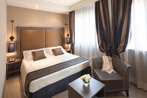 Hotel Mozart - Μιλάνο - Κρεβατοκάμαρα