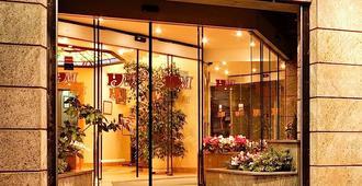 Hotel Mozart - Milano - Edificio