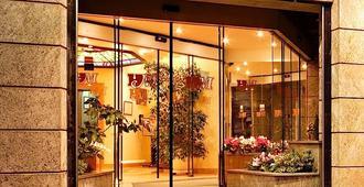 Hotel Mozart - Milano - Rakennus