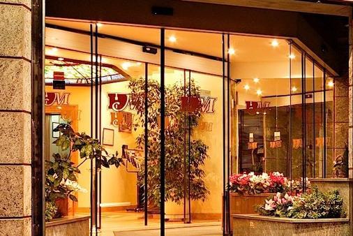 Hotel Mozart - Μιλάνο - Κτίριο
