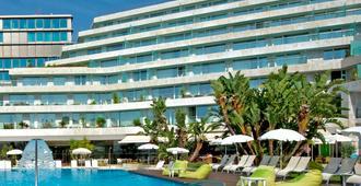 Hotel Cascais Miragem - Cascais - Toà nhà
