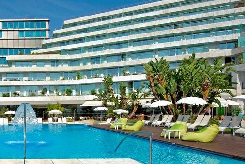 Hotel Cascais Miragem - Cascais - Rakennus