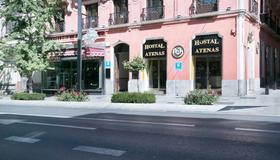 Hostal Atenas - Granada - Gebäude