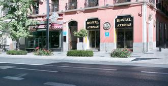 Hostal Atenas - Grenada - Rakennus