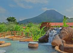 Volcano Lodge Hotel & Thermal Experience - La Fortuna - Pool