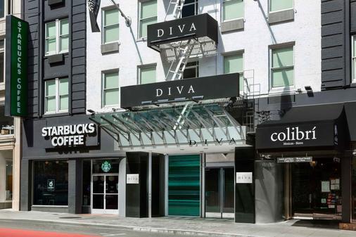 狄娃酒店 - 三藩市 - 舊金山 - 建築