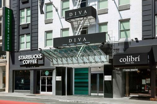 Hotel Diva - San Francisco - Toà nhà