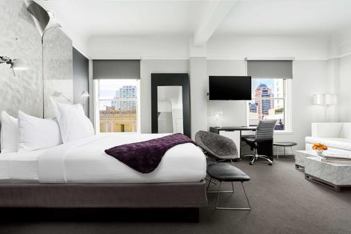 Hotel Diva - San Francisco - Phòng ngủ