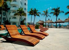 Gaviana Resort - Mazatlán - Vista externa