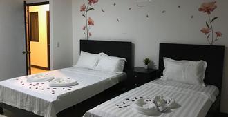 Hotel La Fortuna Roja - San José - Habitación