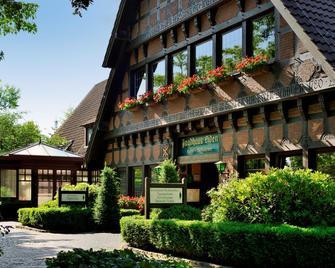 Romantik Hotel Jagdhaus Eiden am See - Bad Zwischenahn - Building
