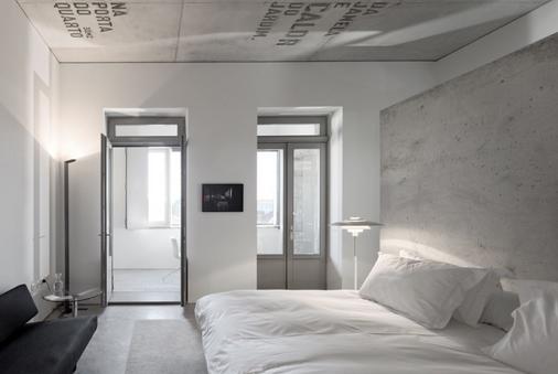 Casa Do Conto & Tipografia - Porto - Bedroom
