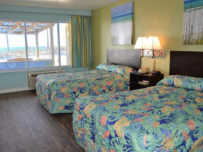 Boardwalk Beach Hotel - Panama City Beach - Bedroom