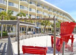 Boardwalk Beach Hotel - Panama City Beach - Rakennus