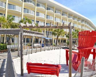 Boardwalk Beach Hotel - Panama City Beach - Building