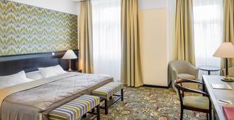 Hotel Savoy - פראג - חדר שינה