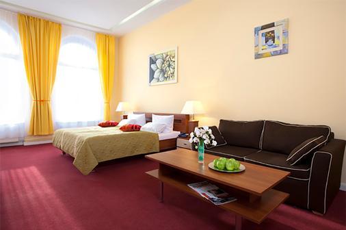 Hotel Abendstern - Berlin - Schlafzimmer