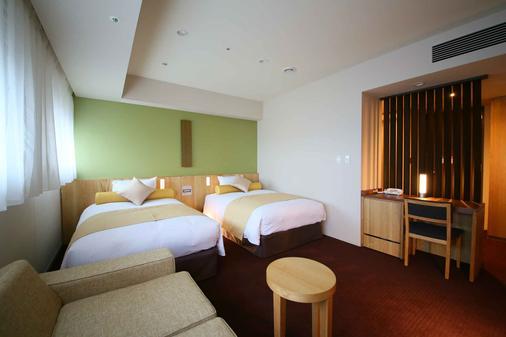 Hotel Gracery Shinjuku - Tokio - Makuuhuone