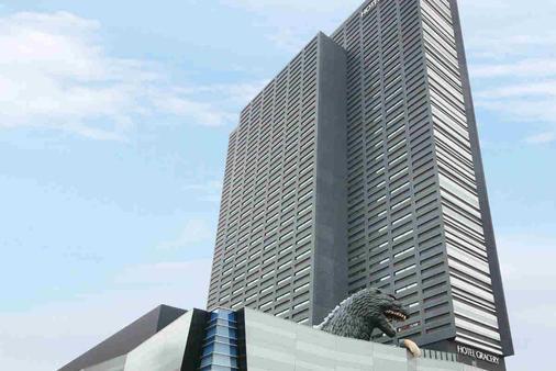 Hotel Gracery Shinjuku - Τόκιο - Κτίριο