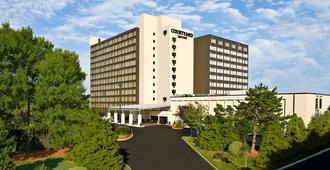 Courtyard by Marriott Boston Logan Airport - Бостон - Здание