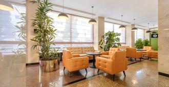 Hotel Reytan - Warsaw - Lobby