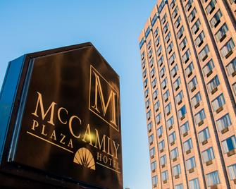 McCamly Plaza Hotel - Battle Creek - Gebouw