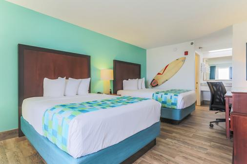 Surf & Sand Hotel - Pensacola Beach - Bedroom