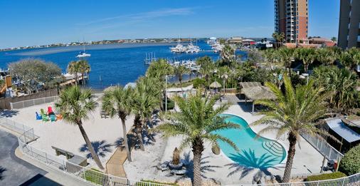Surf & Sand Hotel - Pensacola Beach - Balcony