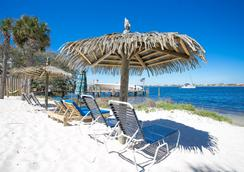 Surf & Sand Hotel - Pensacola Beach - Beach