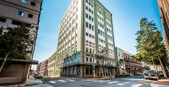 The Mercantile Hotel - New Orleans - Building
