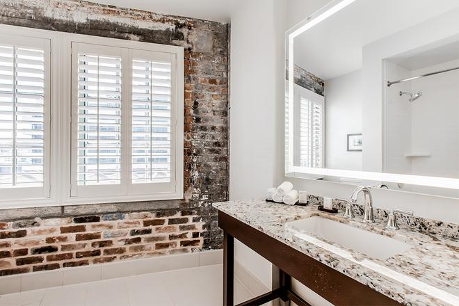 The Mercantile Hotel - New Orleans - Kylpyhuone