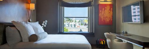 Andaz San Diego - San Diego - Phòng ngủ