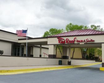 南卡羅來納安德森紅屋頂套房飯店 - 安德森(南卡羅來納州) - 建築
