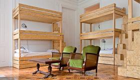 The Independente Hostel & Suites - Lisboa - Quarto