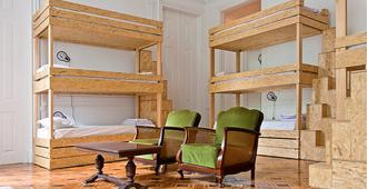 The Independente Hostel & Suites - Lissabon - Makuuhuone