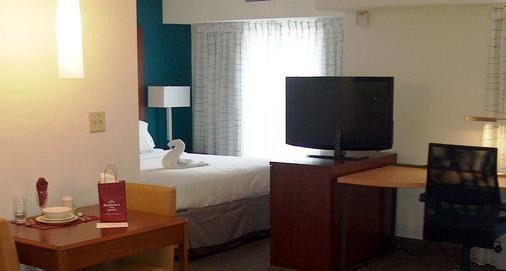 Residence Inn by Marriott Atlanta Norcross/Peachtree Corners - Norcross - Bedroom