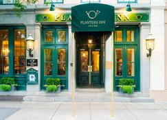 Planters Inn - Charleston - Building