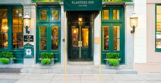 Planters Inn - Charleston - Edificio