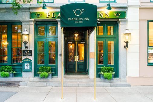 Planters Inn - Charleston - Building