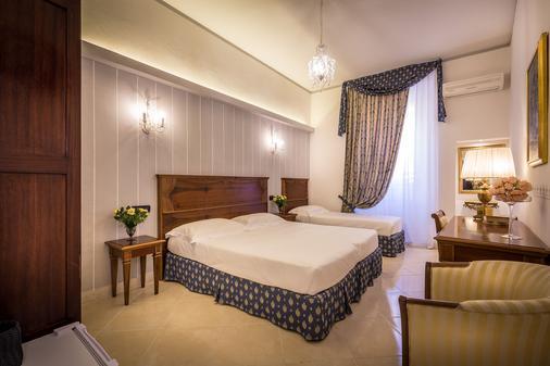 威尼托酒店 - 佛羅倫斯 - 佛羅倫斯 - 臥室