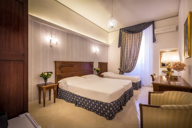 Hotel Veneto - Firenze - Camera da letto