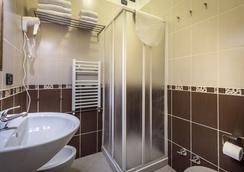 威尼托酒店 - 佛羅倫斯 - 佛羅倫斯 - 浴室