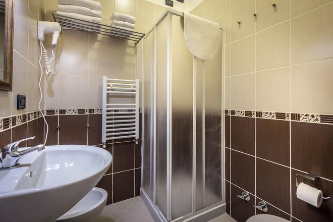 Hotel Veneto - Firenze - Bagno