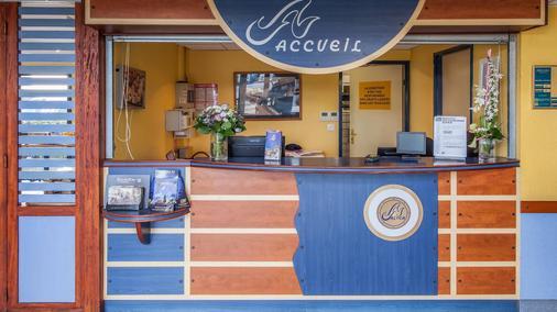Hôtel Altica La Rochelle - La Rochelle - Front desk