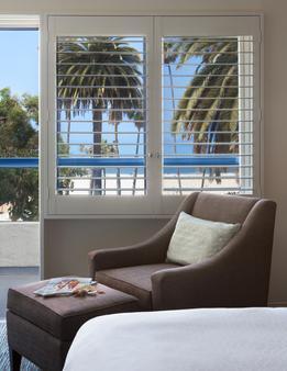 Ocean View Hotel - Santa Monica - Makuuhuone